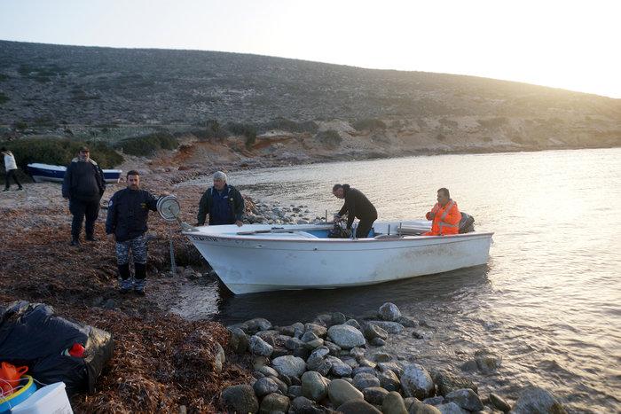Νεκροί εντοπίστηκαν οι τρεις αγνοούμενοι ψαράδες στην Ρόδο - εικόνα 6