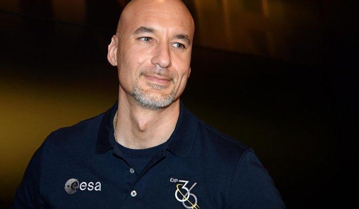 Λούκα Παρμιτάνο: Ο αστροναύτης που λατρεύει τον Οδυσσέα στο TheTOC