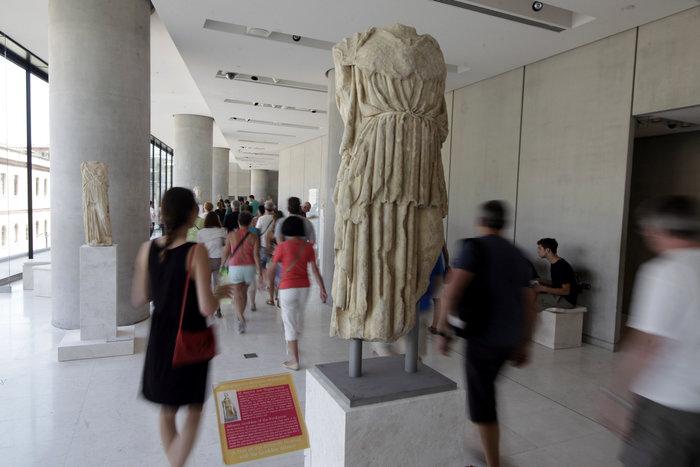 Telegraph: Στα καλύτερα του κόσμου τα μουσεία Ακρόπολης και Μπενάκη