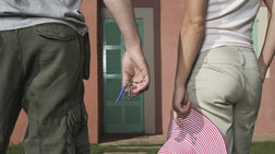Ζευγάρι από τη Θεσσαλονίκη βρήκε το σπίτι του υπό κατάληψη