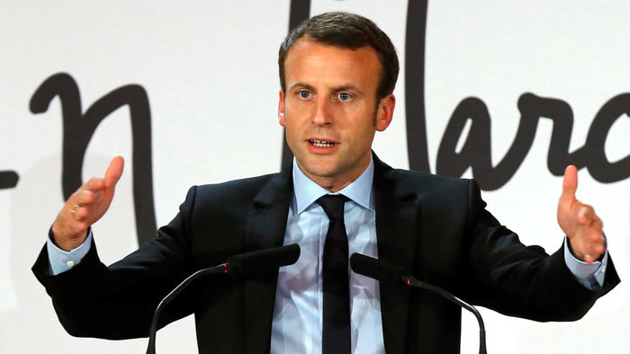 Μύλος στη Γαλλία: Ανεβαίνει ο Μακρόν, στη γωνία ο Φιγιόν