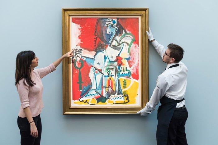 Αυτό είναι το έργο του Κλιμτ πουλήθηκε για 56,1 εκατ.ευρώ ! - εικόνα 2