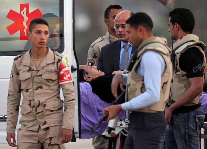 Αιγυπτος: Αθώος ο πρώην πρόεδρος Μουμπάρακ για τη δολοφονία διαδηλωτών