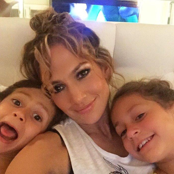 Τζένιφερ Λόπεζ: «Φοβόμουν ότι δεν θα γίνω μητέρα ποτέ»