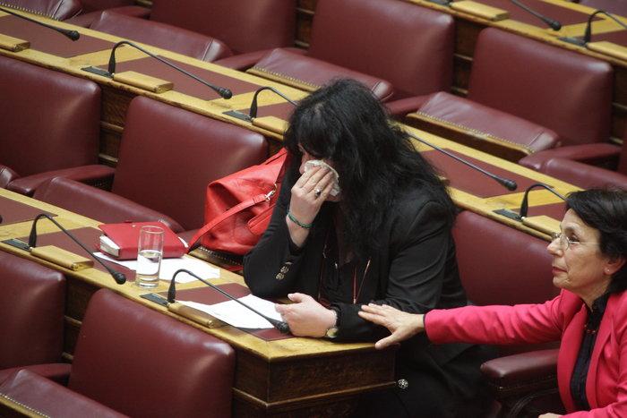 Συγκίνηση στη Βουλή με Λυκούδη - Βαγενά για Κηλαηδόνη - εικόνα 2