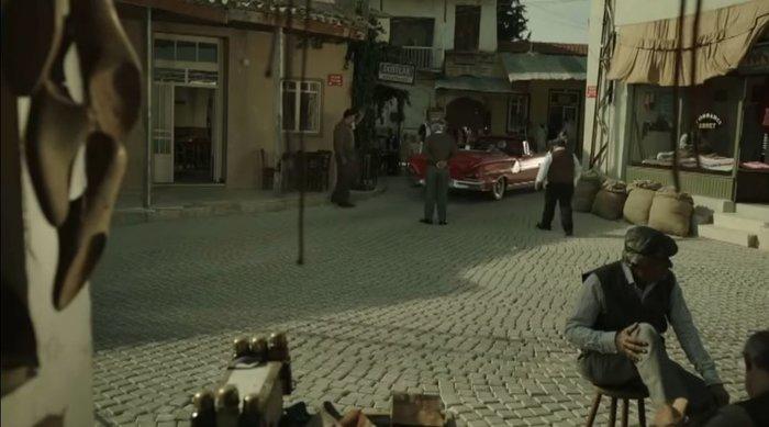 Το κατεχόμενο χωριό Τρίκωμο, στην επαρχία Αμμοχώστου όπου γυρίστηκε μέρος της ταινίας.
