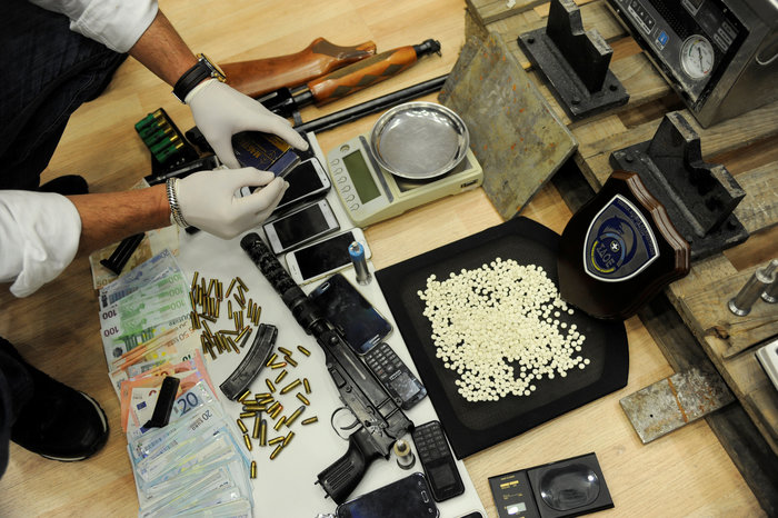 Captagon: Τα χάπια των τζιχαντιστών... και των Ναζί