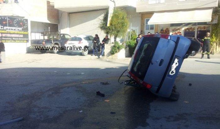 Νέο θλιβερό τροχαίο δυστύχημα με νεκρό 19χρονο στην Κρήτη