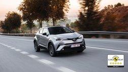 Πως το Toyota C-HR κατάφερε να κερδίσει 5 αστέρια στο EuroNCAP