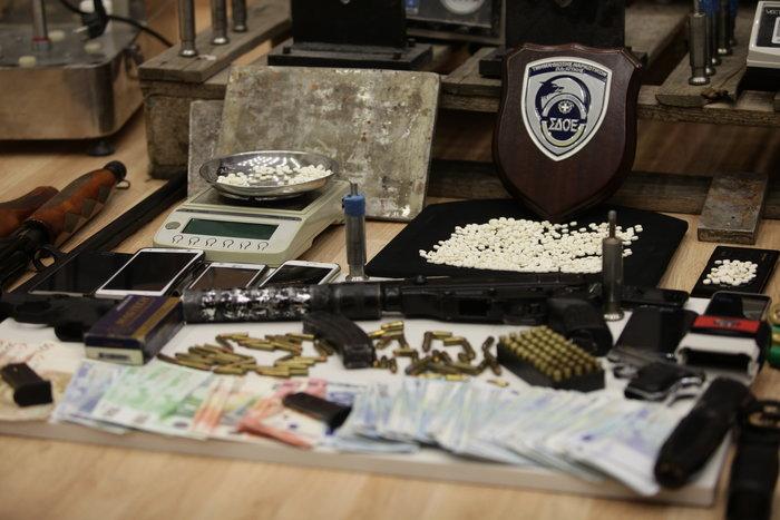 Πως «ξηλώθηκε» το κύκλωμα με τα «χάπια των τζιχαντιστών» στη Ν. Πέραμο