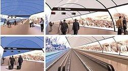Τουρκία: Ξεκινάει η κατασκευή της πρώτης υποθαλάσσιας σήραγγας πεζών