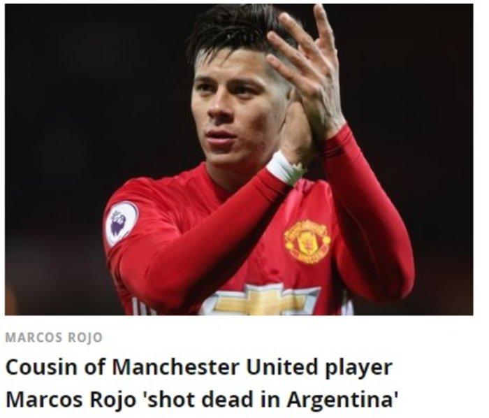 Νεκρός ο ξάδερφος γνωστού ποδοσφαιριστή της Μάντσεστερ - εικόνα 2