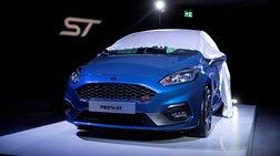 Νέο Ford Fiesta ST στο Σαλόνι της Γενεύης με 200hp από τρικύλινδρο κινητήρα