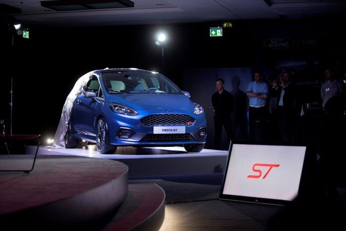 Νέο Ford Fiesta ST στο Σαλόνι της Γενεύης με 200hp από τρικύλινδρο κινητήρα - εικόνα 3