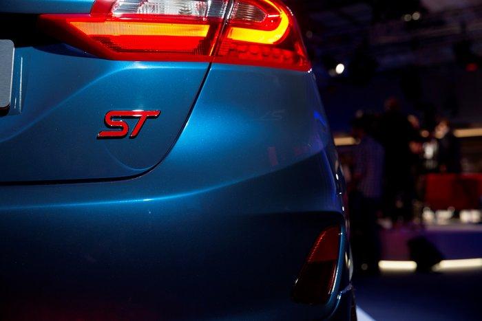 Νέο Ford Fiesta ST στο Σαλόνι της Γενεύης με 200hp από τρικύλινδρο κινητήρα - εικόνα 4