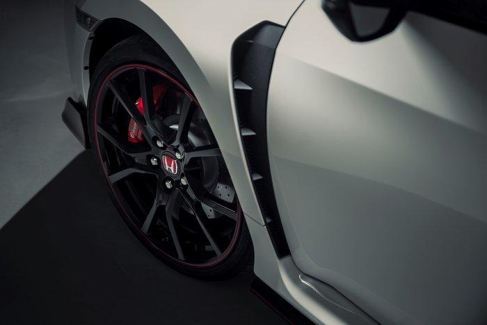 Το Honda Civic Type R με 320 ίππους, νέα γεωμετρία και αεροδυναμική - εικόνα 3