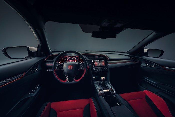 Το Honda Civic Type R με 320 ίππους, νέα γεωμετρία και αεροδυναμική - εικόνα 4