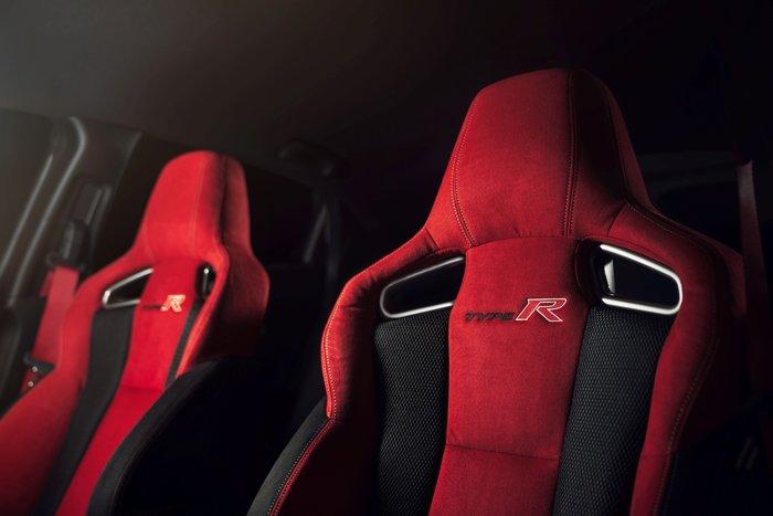Το Honda Civic Type R με 320 ίππους, νέα γεωμετρία και αεροδυναμική - εικόνα 5