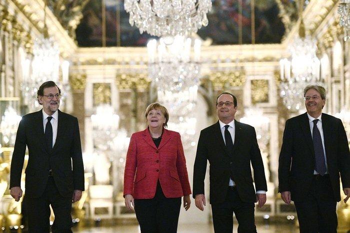 Γιατί οι ηγέτες της ΕΕ μιλούν για Ευρώπη «πολλών ταχυτήτων» - εικόνα 3