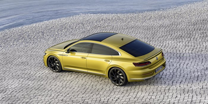 "VW Arteon: Ενα fastback απόλυτα ""άρτιο"" και με πολύ συναίσθημα στη Γενεύη - εικόνα 2"