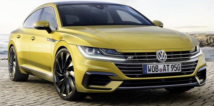 "VW Arteon: Ενα fastback απόλυτα ""άρτιο"" και με πολύ συναίσθημα στη Γενεύη - εικόνα 3"
