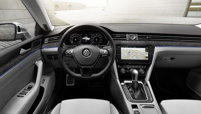 "VW Arteon: Ενα fastback απόλυτα ""άρτιο"" και με πολύ συναίσθημα στη Γενεύη - εικόνα 4"