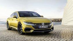 "VW Arteon: Ενα fastback απόλυτα ""άρτιο"" και με πολύ συναίσθημα στη Γενεύη"