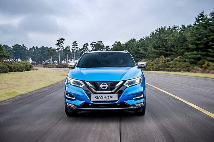 Αυτό είναι το ανανεωμένο Nissan Qashqai - Από τον Ιούλιο στην Ευρώπη - εικόνα 2