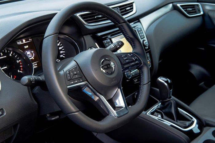 Αυτό είναι το ανανεωμένο Nissan Qashqai - Από τον Ιούλιο στην Ευρώπη - εικόνα 3