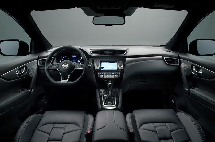 Αυτό είναι το ανανεωμένο Nissan Qashqai - Από τον Ιούλιο στην Ευρώπη - εικόνα 5