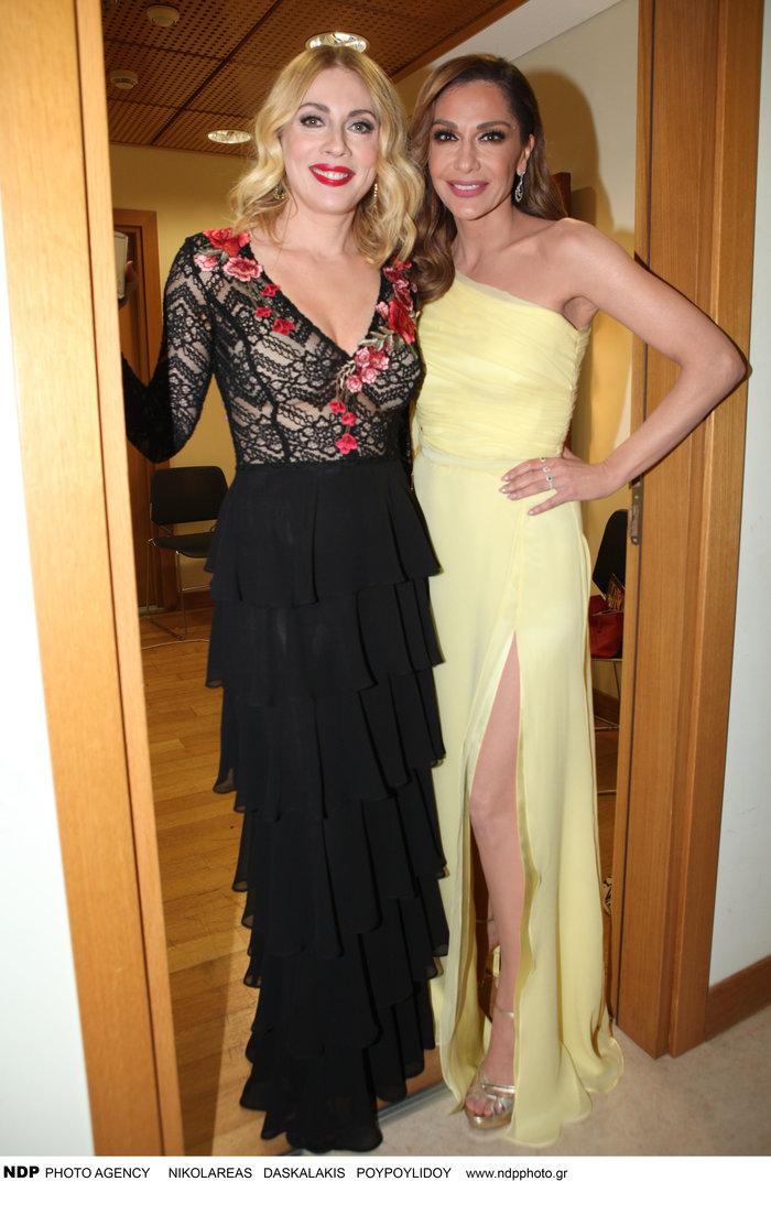 Τι φόρεσαν οι Ελληνίδες στα βραβεία «Γυναίκες της χρονιάς» [Εικόνες]