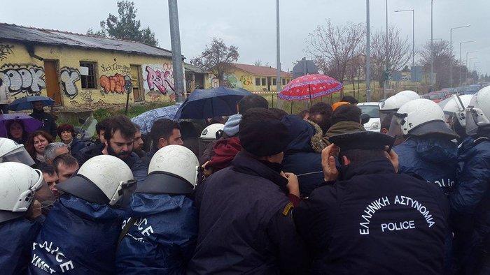 Αποδοκιμασίες αλλά και ...ύμνοι για τον Τσίπρα στη Θεσσαλονίκη