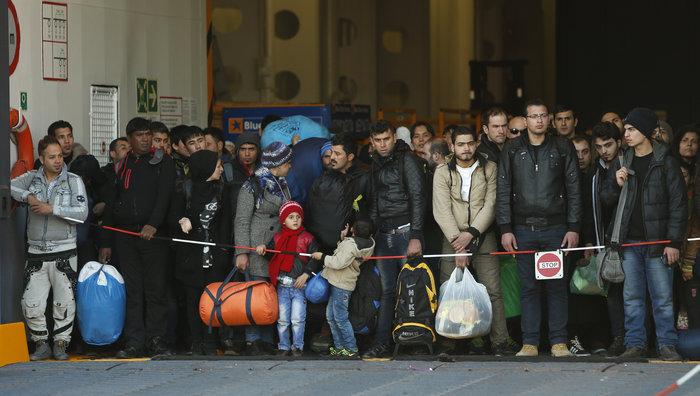 Ενας χρόνος από το κλείσιμο της Βαλκανικής Οδού -Ημέρα ντροπής για την ΕΕ