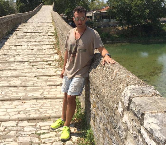 Αγνώριστος ο Δημήτρης Μπάσης: Πώς έχασε 15 κιλά και άλλαξε ζωή - εικόνα 4