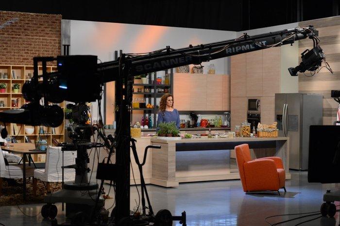 Η Ολυμπιάδα Μαρία Ολυμπίτη έκανε εκπομπή το πάθος της για τη μαγειρική - εικόνα 2