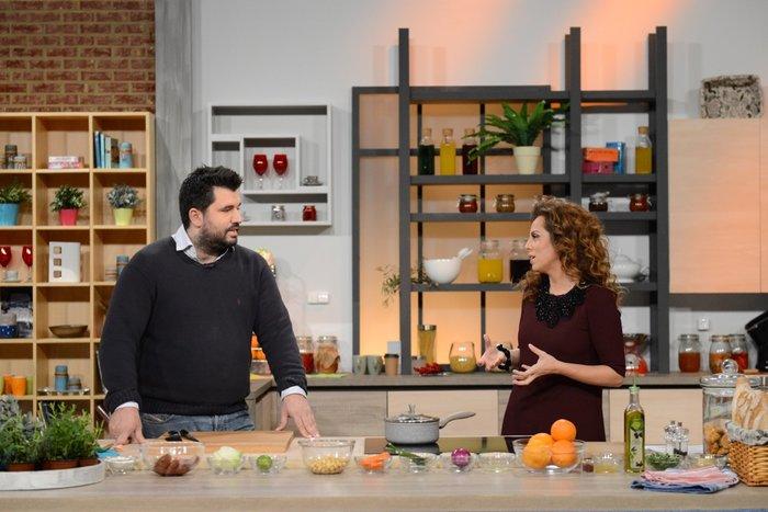 Η Ολυμπιάδα Μαρία Ολυμπίτη έκανε εκπομπή το πάθος της για τη μαγειρική - εικόνα 4
