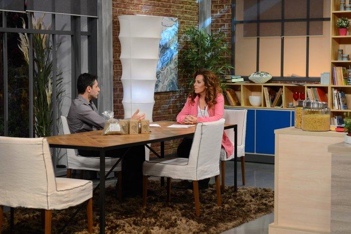 Η Ολυμπιάδα Μαρία Ολυμπίτη έκανε εκπομπή το πάθος της για τη μαγειρική - εικόνα 8