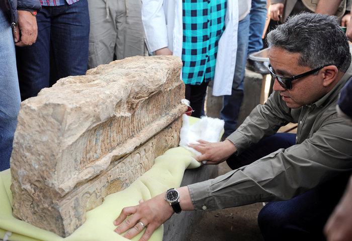 Κολοσσιαίο άγαλμα του Ραμσή βρέθηκε σε φτωχογειτονιά του Καΐρου - εικόνα 7
