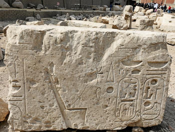 Κολοσσιαίο άγαλμα του Ραμσή βρέθηκε σε φτωχογειτονιά του Καΐρου - εικόνα 10