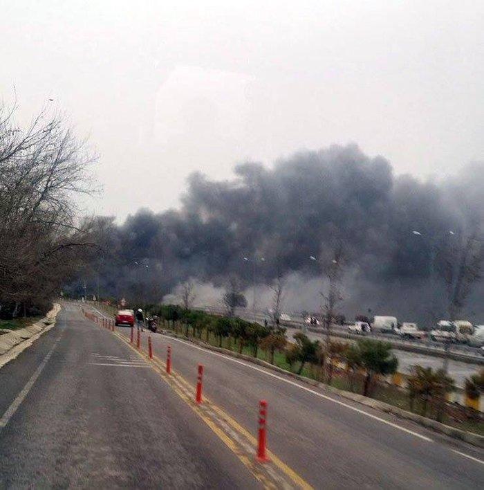 Πέντε νεκροί από τη συντριβή ελικοπτέρου στην Κωνσταντινούπολη