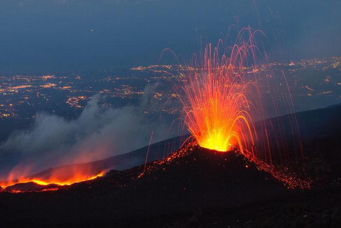 Αίτνα, το ηφαίστειο που δεν έχει σταματήσει να βρυχάται - εικόνα 3