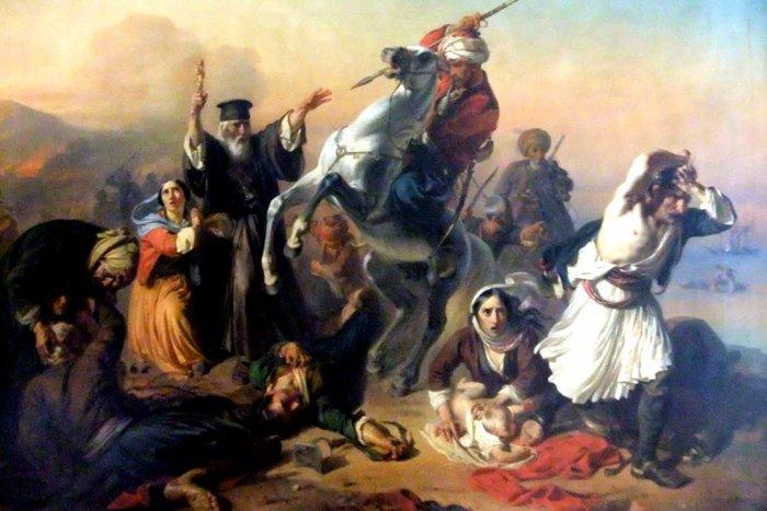 Η επανάσταση και η σφαγή της Χίου που συγκλόνισαν την Ευρώπη - εικόνα 4