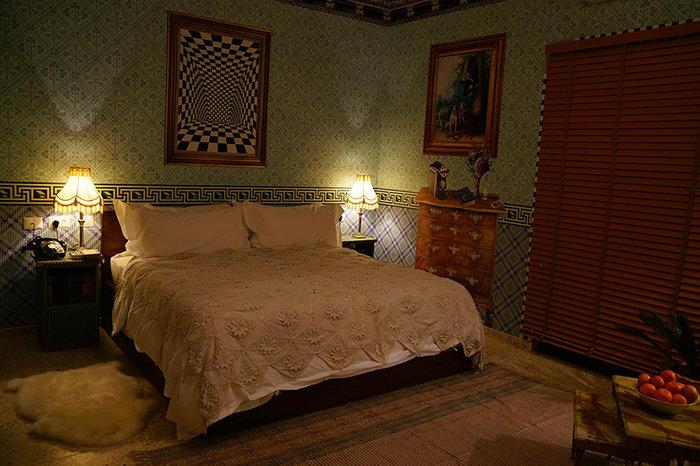 Αυτό είναι το ξενοδοχείο στη Βηθλεέμ με τα έργα του Μπάνκσι