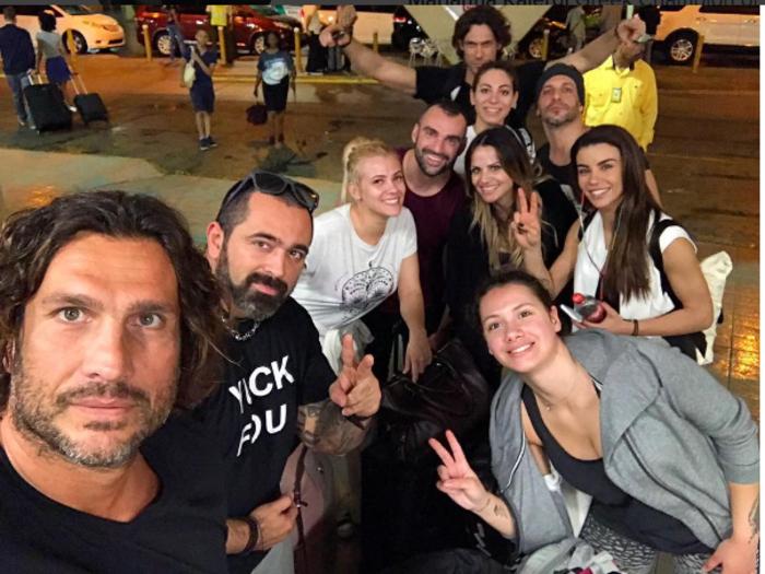 Survivor: H τελευταία selfie των Διασήμων πριν τους «κατασχέσουν» το κινητό