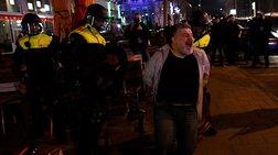 Επεισόδια στην Ολλανδία για την απέλαση της Τουρκάλας υπουργού (ΦΩΤΟ)