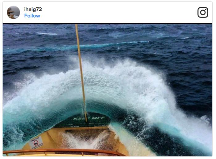 Αυτά τα θηριώδη κύματα δεν τα έχετε δει ποτέ ξανά! - εικόνα 2