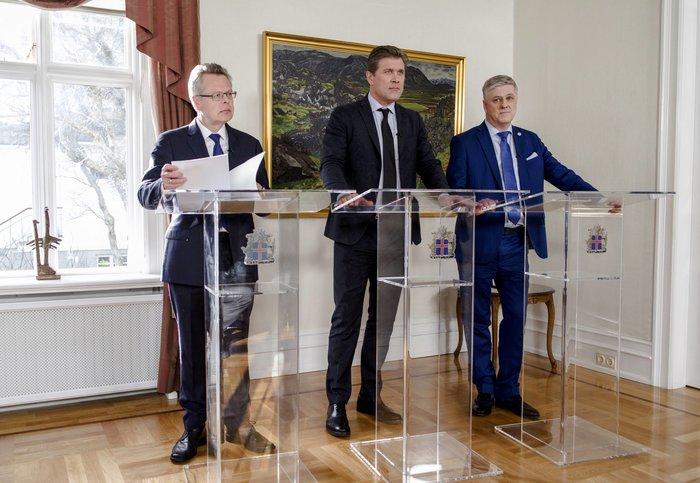 Capital controls τέλος στην Ισλανδία