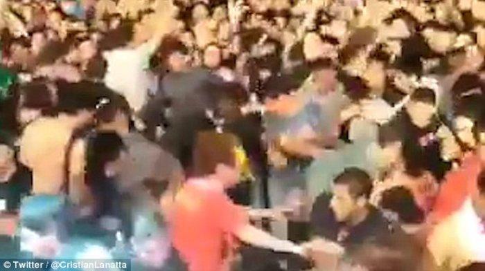 Δύο νεκροί σε ροκ συναυλία στην Αργεντινή - εικόνα 2