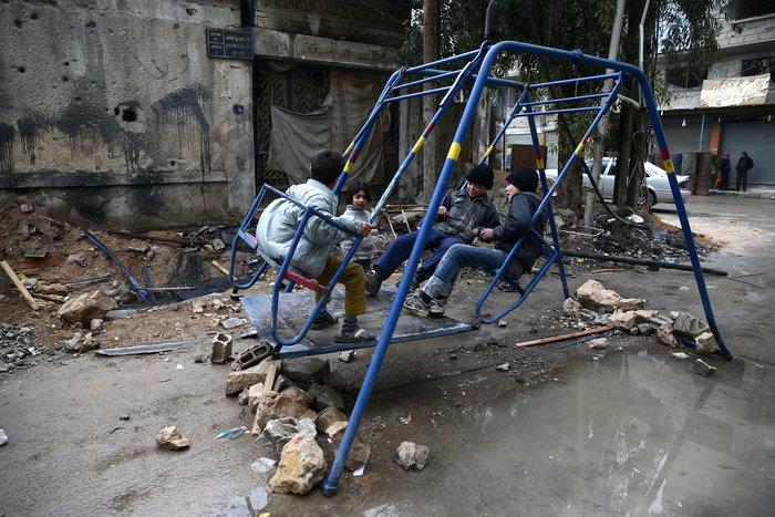 UNICEF: Ο αργός θάνατος των παιδιών στη Συρία - Η χειρότερη χρονιά το 2016 - εικόνα 5