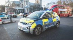 Hλεκτρικά και υδρογονοκίνητα θα είναι τα νέα περιπολικά στο Λονδίνο